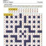 2012-p04 Mots codés - solution
